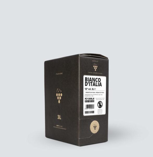 Bag in Box vino Bianco 12° (3 lt)