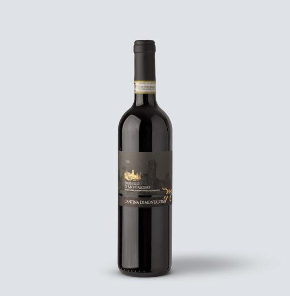 Brunello di Montalcino DOCG 2012 - Cantina di Montalcino