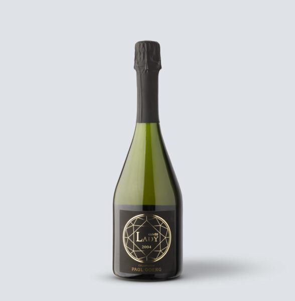 Champagne Cuvée Lady 2004 - Paul Goerg