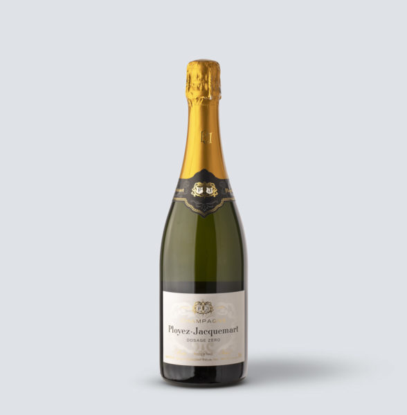 Champagne dosage zèro - Ployez Jacquemart