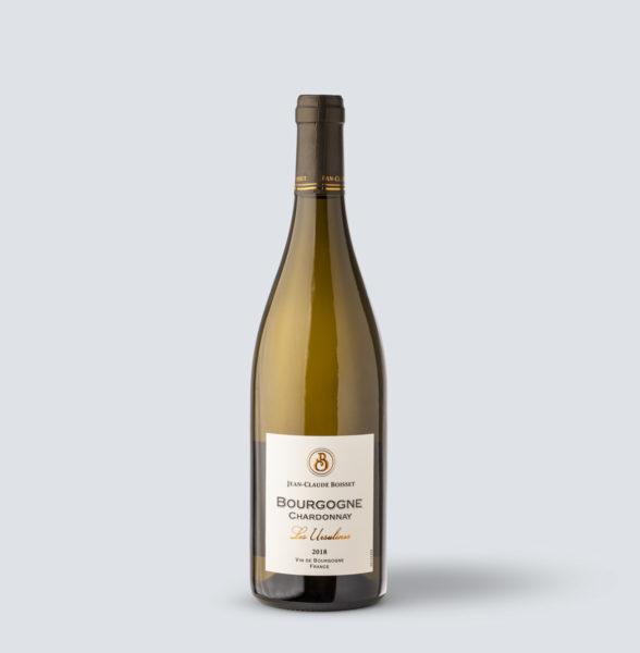 Bourgogne Chardonnay 2018 - Les Ursulines