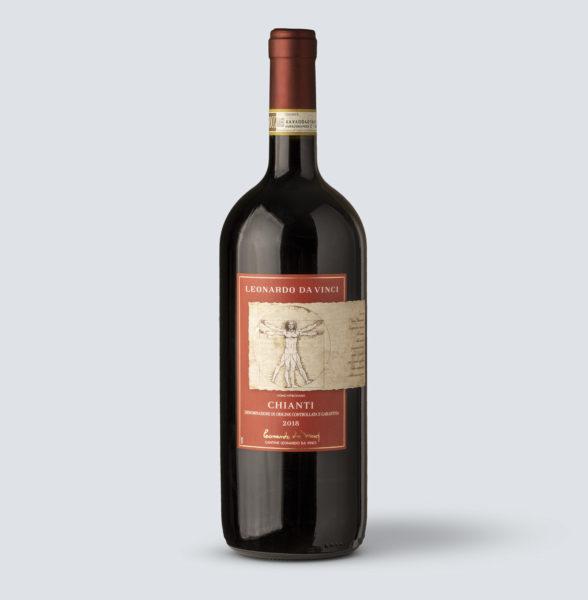Chianti DOCG 2018 Magnum (1,5 lt) - Leonardo Da Vinci
