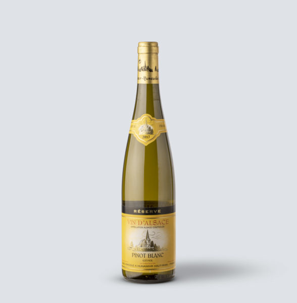 Alsace Réserve Pinot Blanc Klevner 2017 - Hunawihr