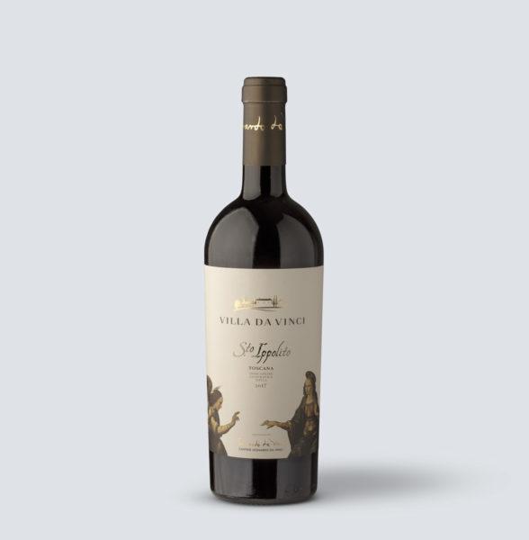 Santo Ippolito Rosso IGT 2017 - Villa da Vinci