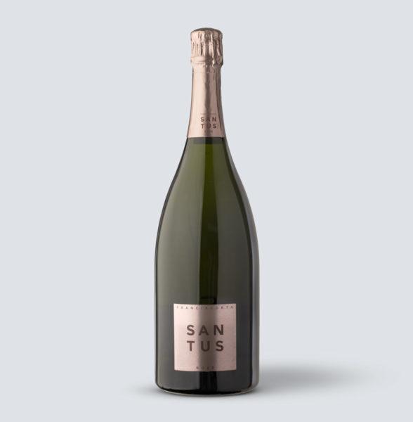 Franciacorta Rosè extra brut DOCG 2012 Magnum (1,5 lt) - Santus
