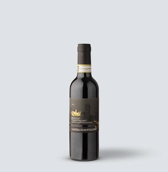 Brunello di Montalcino DOCG 2012 (0,375 lt) - Cantina di Montalcino