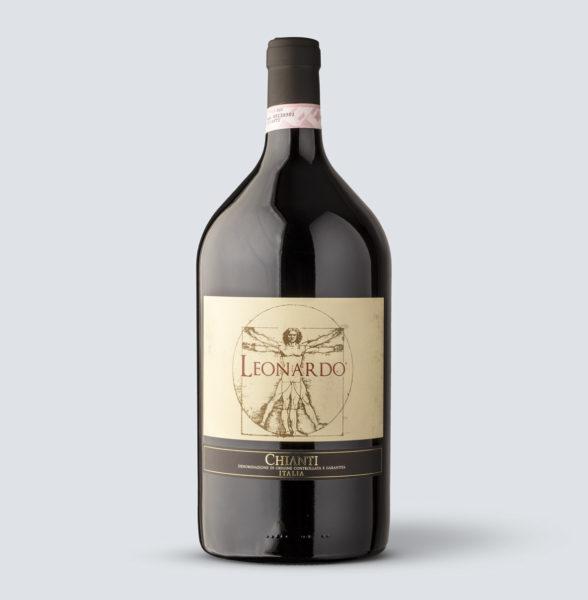 Chianti DOCG 2014 Jéroboam (3 lt) - Leonardo