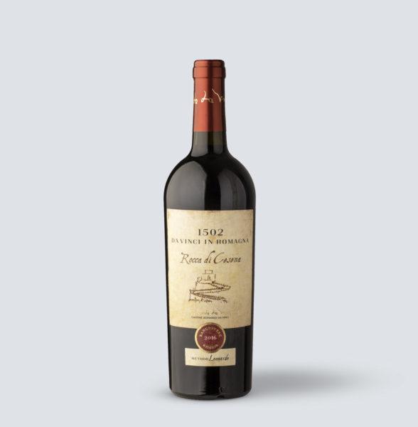 Sangiovese Superiore Riserva DOC 2016 - 1502 Da Vinci in Romagna