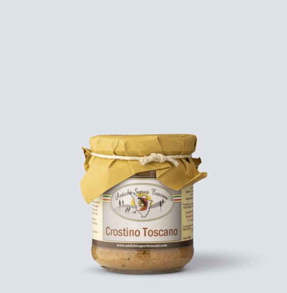 Antico Crostino Toscano - a base di fegatini di pollo 180 gr