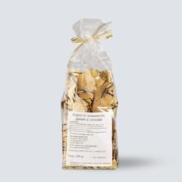 Brigidini di Lamporecchio glassati al cioccolato – 250 gr