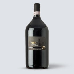Brunello di Montalcino DOCG 2012 – Jéroboam (3 Lt) con cassetta in legno