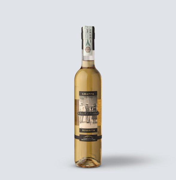 Grappa di Brunello Riserva - 500 ml - Cantina di Montalcino