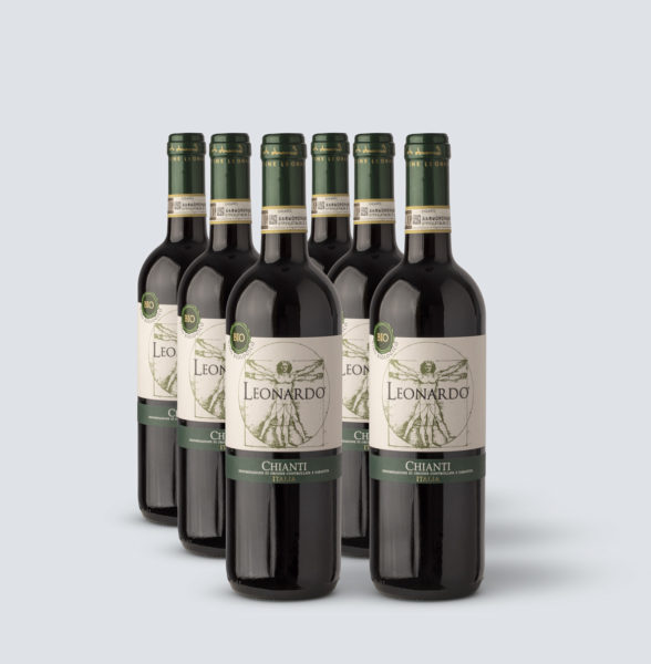 Chianti biologico DOCG 2015 - Leonardo (6 bottiglie)