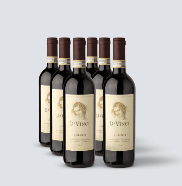 Chianti DOCG 2015 - Da Vinci (6 bottiglie)