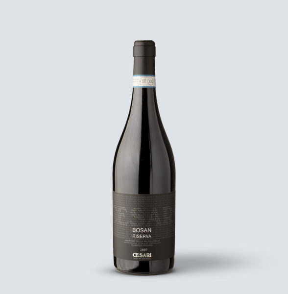 Amarone della Valpololicella Riserva 2007 - Bosan