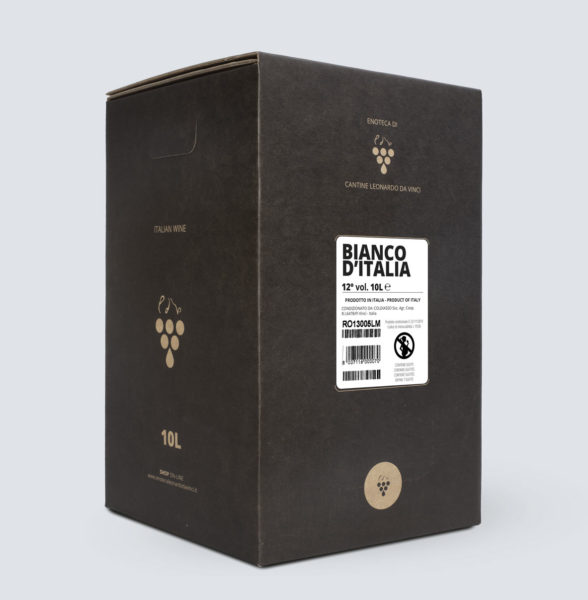 Bag in Box vino Bianco 12° (10lt)