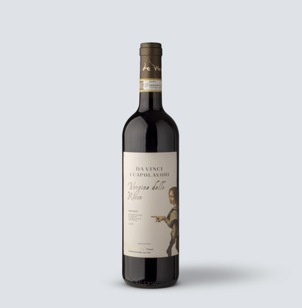 Chianti DOCG 2018 Vergine delle Rocce - Da Vinci i Capolavori