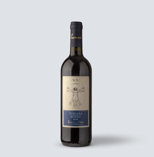 Rosso Toscana IGT 2018 - Leonardo