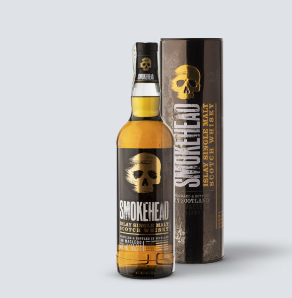 Scotch Whisky single malt - Smokehead