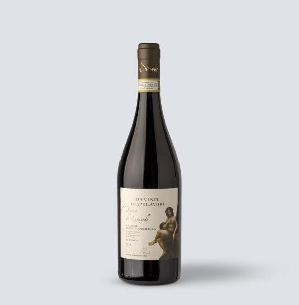 Amarone della Valpolicella DOCG 2014 Bacco - Da Vinci I Capolavori
