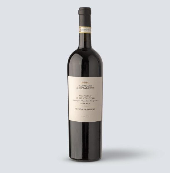 Brunello di Montalcino Riserva 2012 Magnum (1,5 lt) - Franco Ambrosino