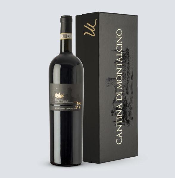 Brunello di Montalcino DOCG 2011 Magnum (1,5 lt) - Cantina di Montalcino