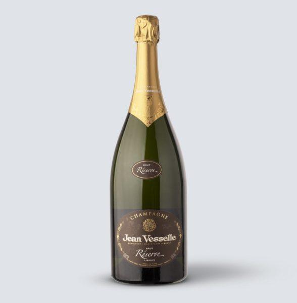 Champagne Brut Réserve Magnum - Jean Vesselle