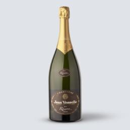 Champagne Brut Réserve Magnum – Jean Vesselle