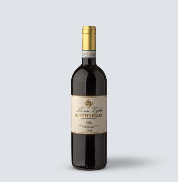 Dolcetto d'Alba DOC 2018- Mauro Veglio