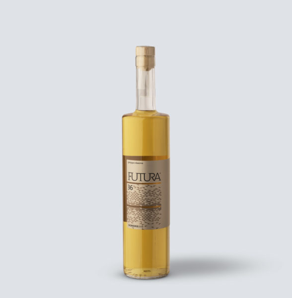 Grappa Futura 36 Domenis