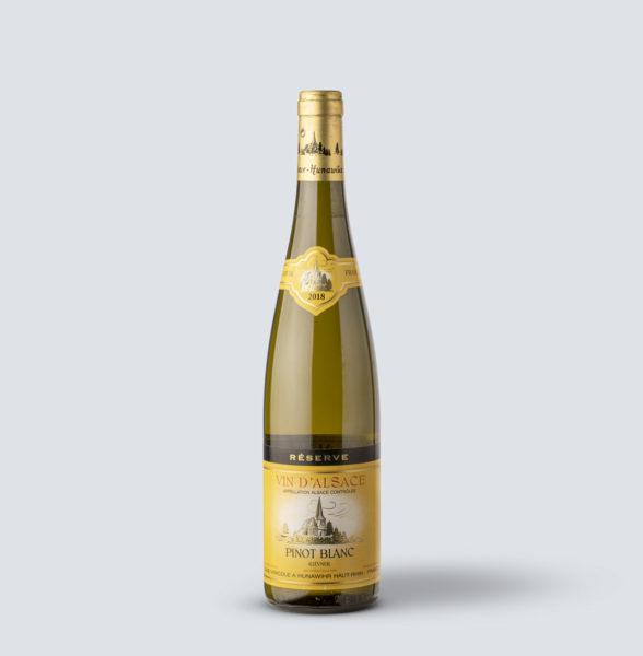Alsace Réserve Pinot Blanc Klevner 2018 - Hunawihr