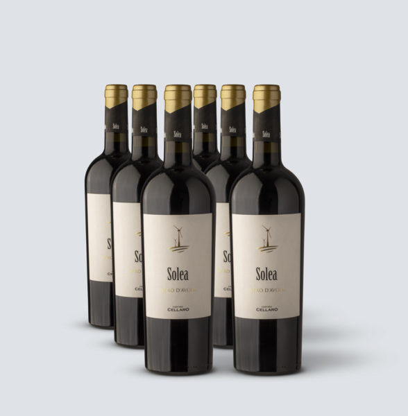 Nero d'Avola DOC 2017 - Solea (6 bottiglie)