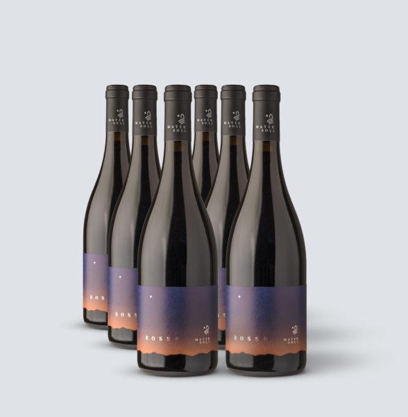Syrah Terre Siciliane IGT 2018 - Mater Soli (6 bottiglie)