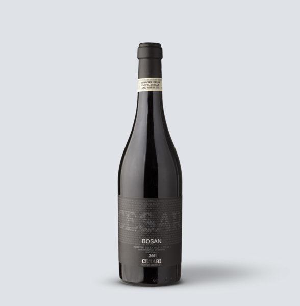 Amarone della Valpolicella 2001 - Bosan