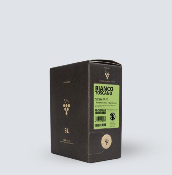 Bag in Box vino Bianco Toscano IGT (3 Lt)