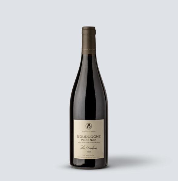 Bourgogne Pinot Noir 2018 - Les Ursulines