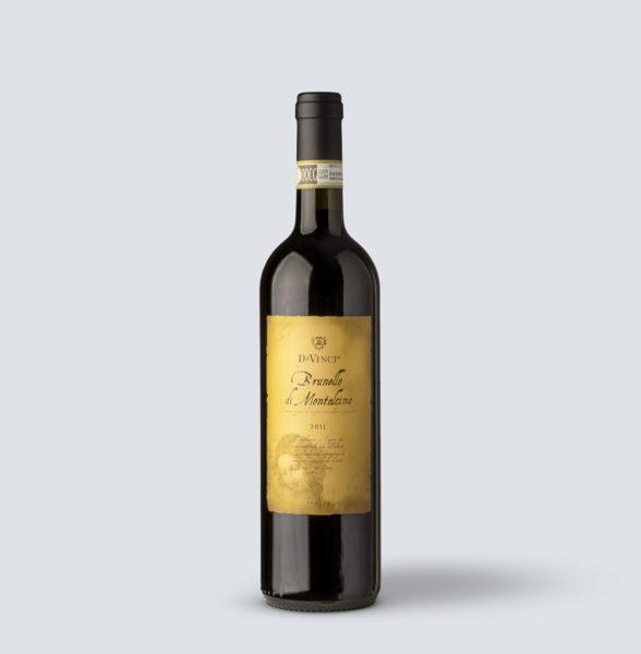 Brunello di Montalcino DOCG 2011 - Da Vinci