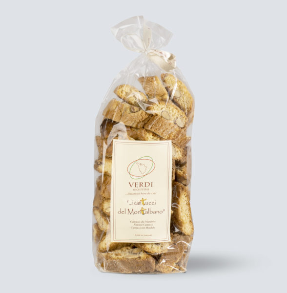 Cantuccini Toscani alle mandorle - 500 gr