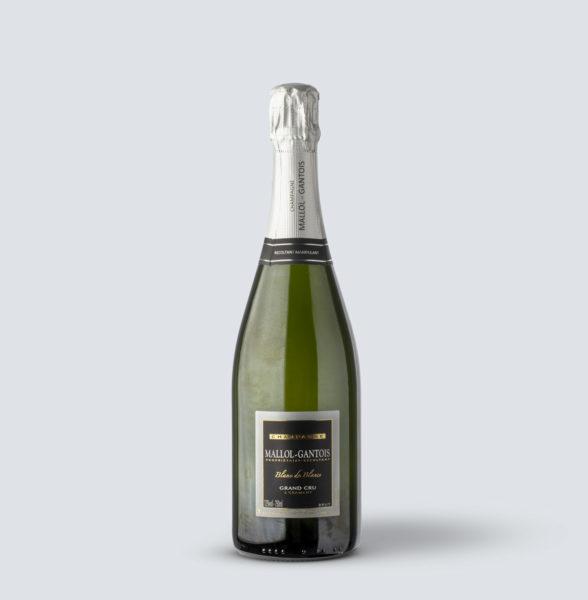 Champagne Brut  Blanc de Blancs Grand Cru - Mallol  Gantois
