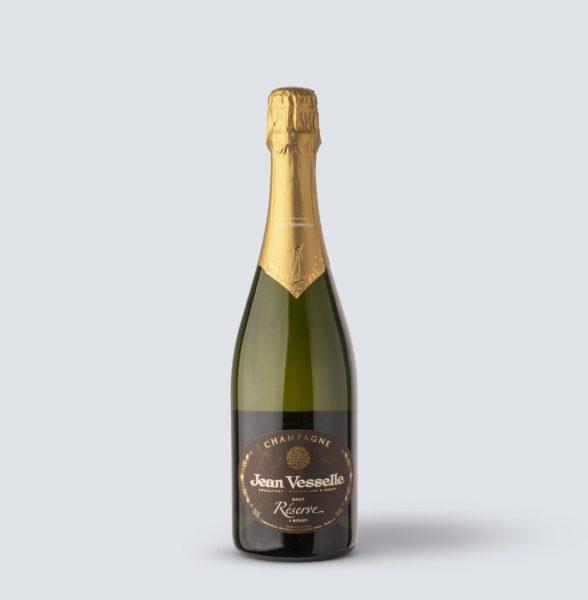 Champagne Brut Réserve - Jean Vesselle