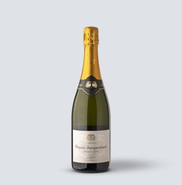 Champagne brut dosage zèro - Ployez Jacquemart