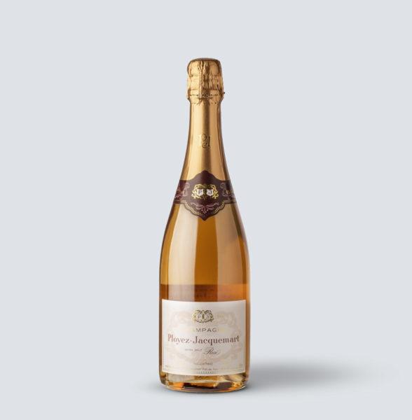 Champagne Extra Brut Grand Réserve Rosé - Ployez Jacquemart