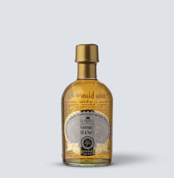 Condimento Balsamico bianco - Acetaia Castelli (250 ml)