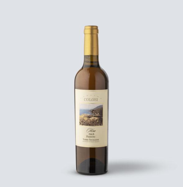 Passito Terre Siciliane IGP 2015 (500 ml) Hira - Colosi