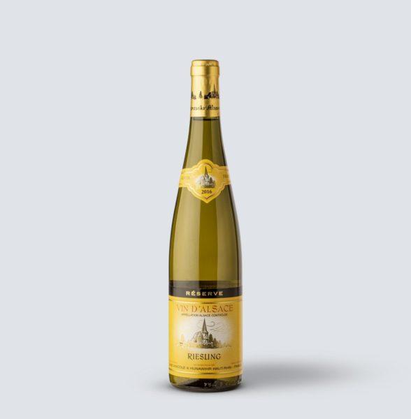 Alsace Riesling Réserve 2016 - Hunawihr