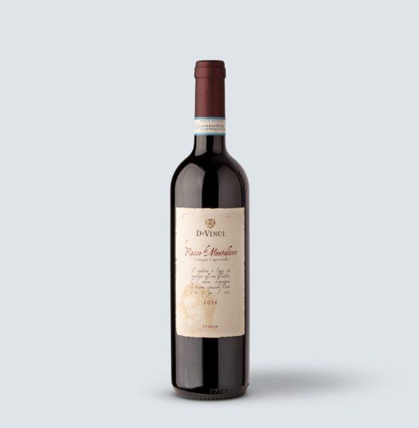 Rosso di Montalcino 2016 - Da Vinci
