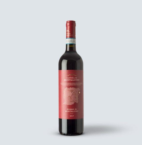 Rosso di Montalcino 2017 - Cantina di Montalcino