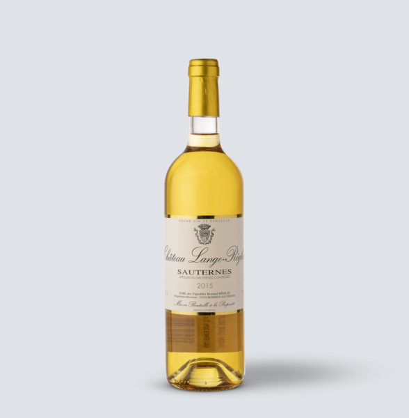 Sauternes 2015 - Chateau Lange-Réglat
