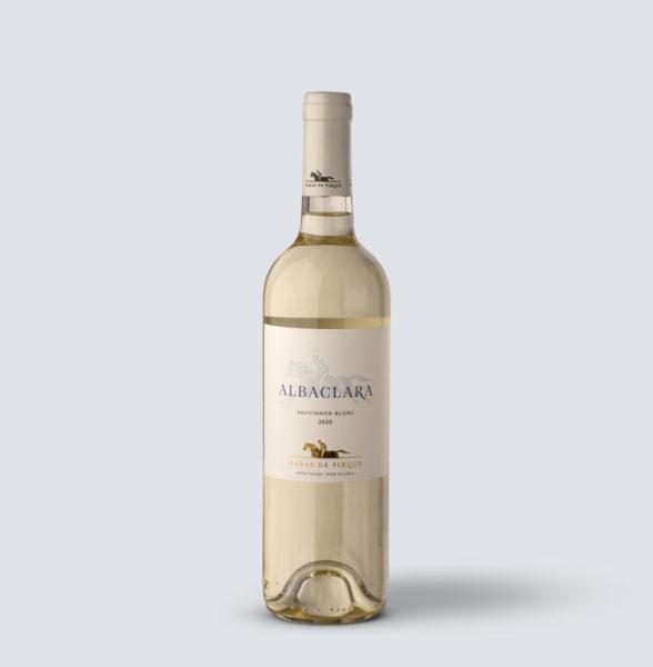 Sauvignon Blanc 2020 Albaclara - Haras de Pirque (Cile)