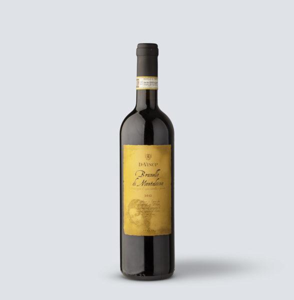 Brunello di Montalcino DOCG 2012 - Da Vinci
